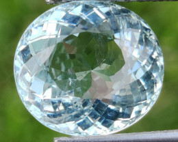 PRIVATE AUCTION 7.80 CTS FANTASTIC HUGE AWESOME NATURAL AQUAMARINE