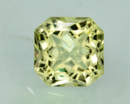 Amazing Flower Cut Splendid Colour  10.25 Ct Natural Citrine