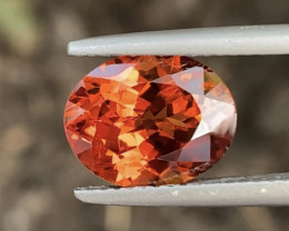 Natural Spessartite 4.63 Cts Nice Color Gemstone
