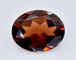 2.36 Crt Natural Garnet Faceted Gemstone.( AB 18)