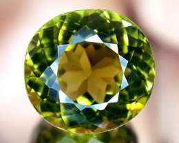 Tourmaline, 2.8ct, light green, VVS, great cut !