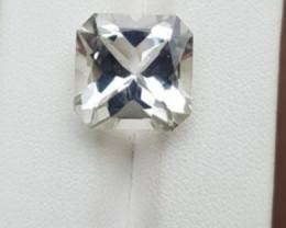 7.5 CT Amazing  Luster Quartz  Gemstone - pakistan
