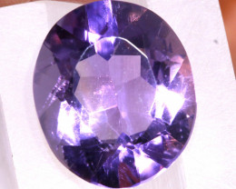 6.7 CTS AMETHYST FACETED STONE CG-3355