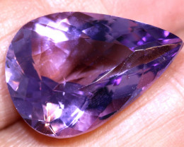 13.3 CTS AMETHYST FACETED STONE CG-3359