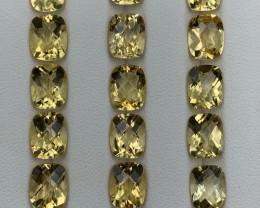 36.34 Carats Citrine  Gemstones