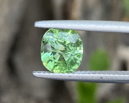Natural Tourmaline 2.19 Cts Green Color Gemstone