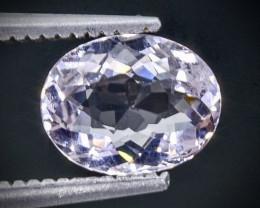 1.04 Crt Morganite Faceted Gemstone (Rk-95)