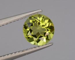 Natural Peridot 1.30 cts, Top Quality Gemstone