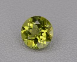 Natural Peridot 1.32 cts, Top Quality Gemstone