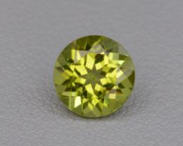 Natural Peridot 1.35 cts, Top Quality Gemstone