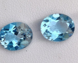 8.70 CTS INVESTMENT GEM~VIP SWISS BLUE TOPAZ  EXCLUSIVE !!