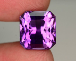 AAA Cut & Color 12.50 ct Lovely Color Amethyst