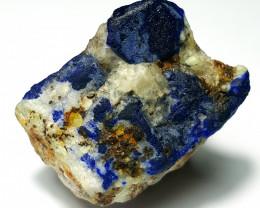 Amazing Natural color Damage free Lapis Lazuli Specimen 193Cts-A