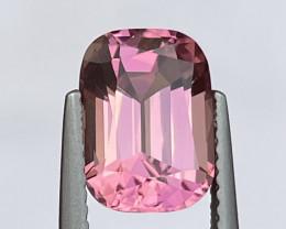 3.31ct natural hot pink tourmaline gemstone