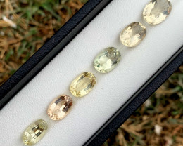 17.55 Carats HELIDOR Beryl Loose Gemstone Lot