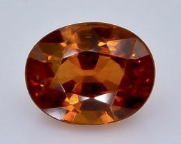 1.94 Crt Natural Spessartite Garnet Faceted Gemstone.( AB 19)