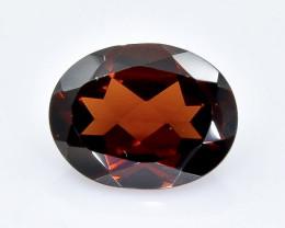 2.74 Crt Natural Garnet Faceted Gemstone.( AB 19)