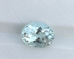 Top Blue Aquamarine 5.62 CTS Gem