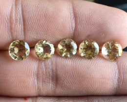 Citrine Gemstone Wholesale Package 100% Natural Gemstones VA5938
