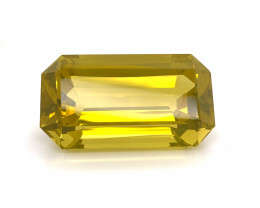 300 Carat One Of The Best Cut Of  Natural Citrine Gemstone