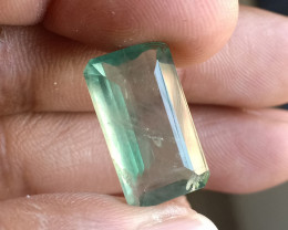 NATURAL FLUORITE GEMSTONE 100% NATURAL+UNTREATED  VA5974