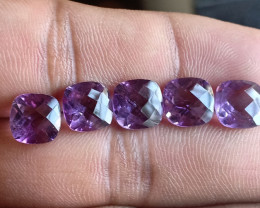 Natural Amethyst Wholesale Parcel 100% Natural Gemstones VA5975