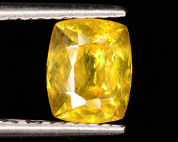 Sparkle 1.30 cts Eye Catching  Sphene Ring Size
