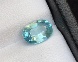 Blue Color 1.50 ct lovely Apatite Ring Size