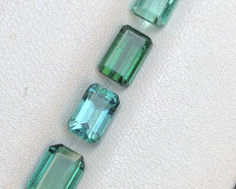 Lovely Cut 4.40 ct  Tourmaline Ring Size Parcel