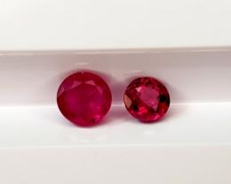 0.65Crt Natural Ruby Mozambique  Natural Gemstones JI27