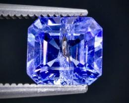1.63 Crt Tanzanite Faceted Gemstone (Rk-96)