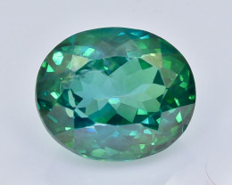 11.94 Crt Topaz Faceted Gemstone (Rk-96)