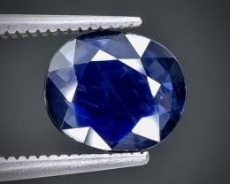 2.06 Crt Sapphire Faceted Gemstone (Rk-96)