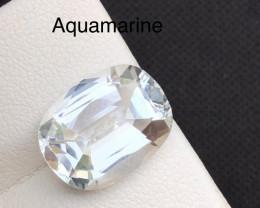 Birthstone Of March 5.35 ct Attractive Color Aquamarine