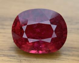 13.96 carat Natural Rubellite Tourmaline Gemstone.