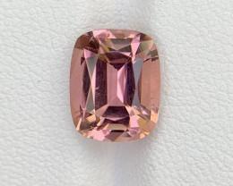 Natural Pink Tourmaline Gemstone.