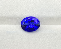 Natural Tanzanite 2.60 cts Violet Blue Color