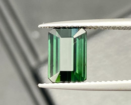 2.90 cts Natural Green Tourmaline Good Quality Gemstone
