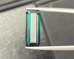 3.15 cts Natural Blue Tourmaline Good Quality Gemstone