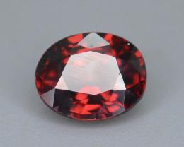 AAA Brilliance 1.20 ct Red Color Zircon