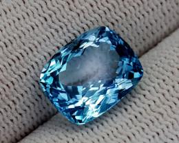 8.22CT BLUE TOPAZ BEST QUALITY GEMSTONE IIGC32