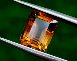 6.62CT NATURAL TOPAZ BEAUTIFUL COLOR BEST QUALITY GEMSTONE IIGC32