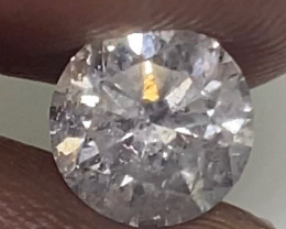 (A) Certified Nat $4647 Brilliant  1.09cts SI2  White Round Loose Diamond