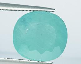 8.54 ct Exclusive Gem Superb Oval Cushion Cut Natural Grandidierite