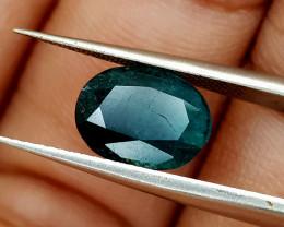 2.31Crt World Rarest Grandidierite  Natural Gemstones JI28