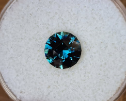 1,78ct Blue/teal to grass green colour change Sapphire - Master cut!