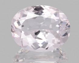 *NoReserve*Morganite 2.28 Cts Rare Natural Pink Color Gemstone