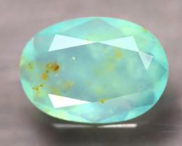 Paraiba Opal 1.20Ct Natural Peruvian Paraiba Blue Color Opal D0113/A2