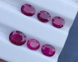~No Reserve~ Superb color Rubilite Tourmaline Parcel from Mozambique