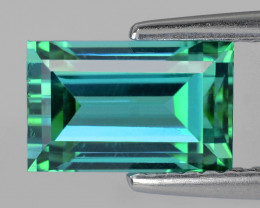 2.41 CT MASTER CUT SEA FOAM TOURMALINE TOP LUSTER AT2